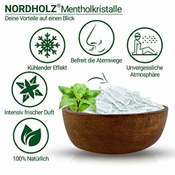 Sauna Mentholkristalle Nordholz